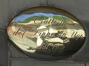 Trattoria del Pippo da Ugo: ristorante genova banchetti genova
